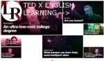 社会人の英語学習にインスピレーションを 〜 TEDが英語学習に最高なワケ