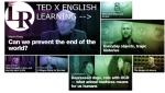 社会人の英語学習にインスピレーションを 〜 TEDが英語学習に最適なワケ Pt.2