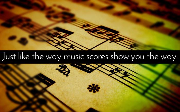 scoreshowyoutheway